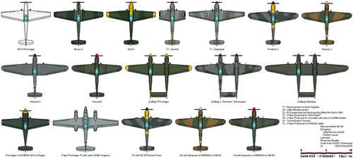 Messerschmitt Bf 109 by braden1986