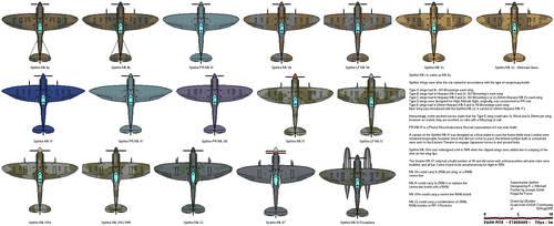 Supermarine Spitfire by braden1986