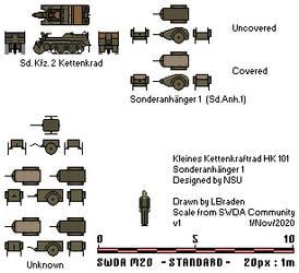Sd Kfz 2