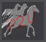 Horse|Base #1| by BlueBirdFeathers