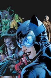 Catwoman Comics Cover