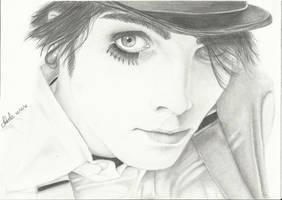 My Chemical Romance - Gerard Way by isacarneiro
