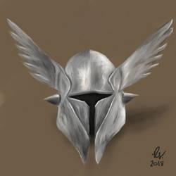Council Guard Helm (GW2) by hoovcat