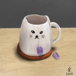 Tea by hoovcat