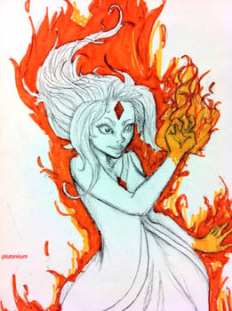 Flame Princess GO