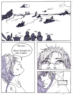 The End Pt. 2 cont., pg 1