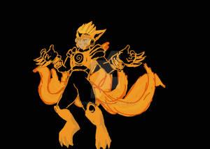 Naruto's Primal Armorment