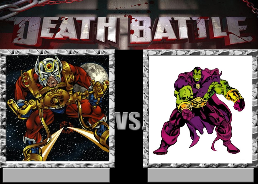 Drax The Destroyer Vs Venom: Orion Vs. Drax By GokuvsSuperman117 On DeviantArt