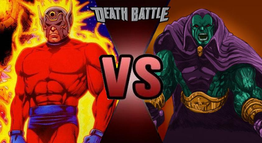 Drax The Destroyer Vs Venom: Death Battle Prelude: Orion Vs. Drax By GokuvsSuperman117