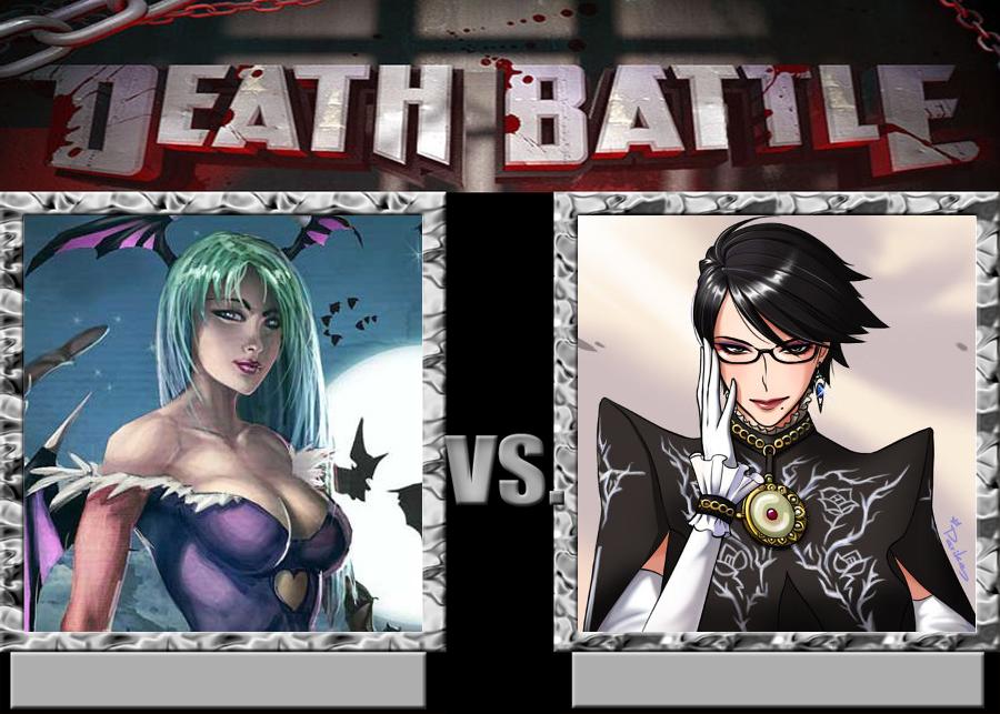 Bayonetta sexually intimidating