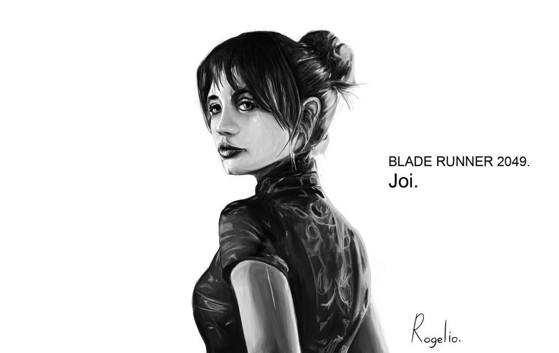 BLADE RUNNER 2049. Joi. by Elilustre