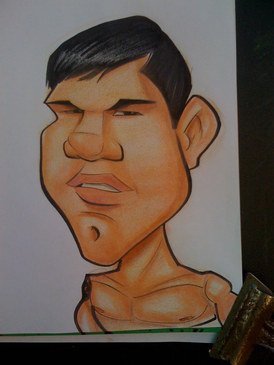 Nude jacob black drawings