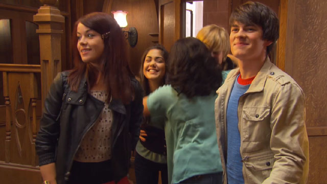 House of Anubis on TV   Series 2 Episode 9   Channels and ...