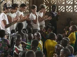 One Direction in Ghana by houseofanubisrocks15