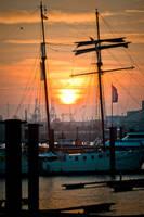Hafenromantik Hamburg I by c-bc-o