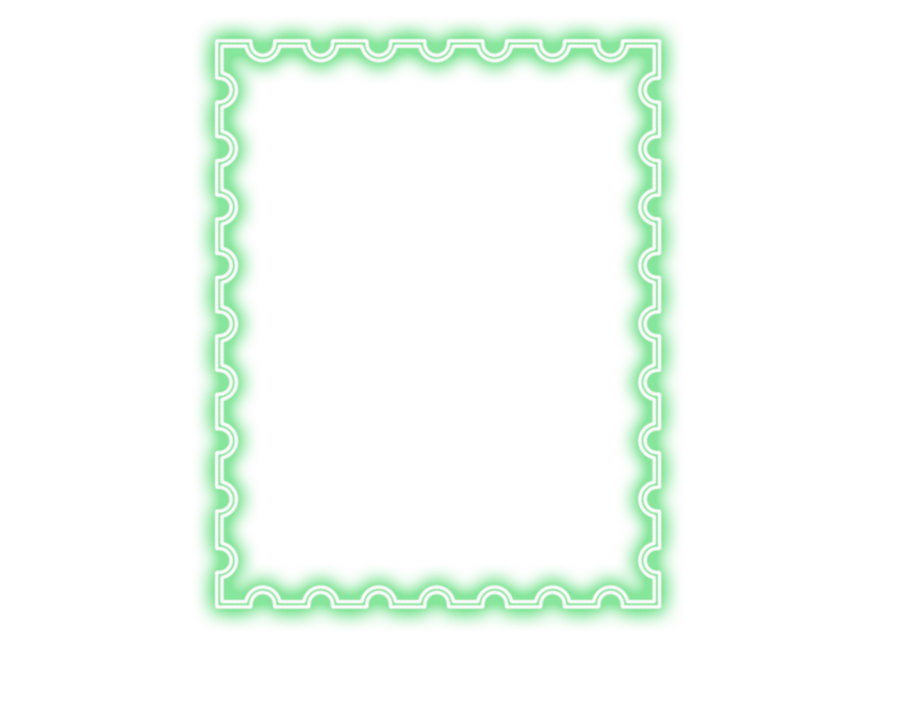 Glow Effect Png Glow Frame Png 5 by