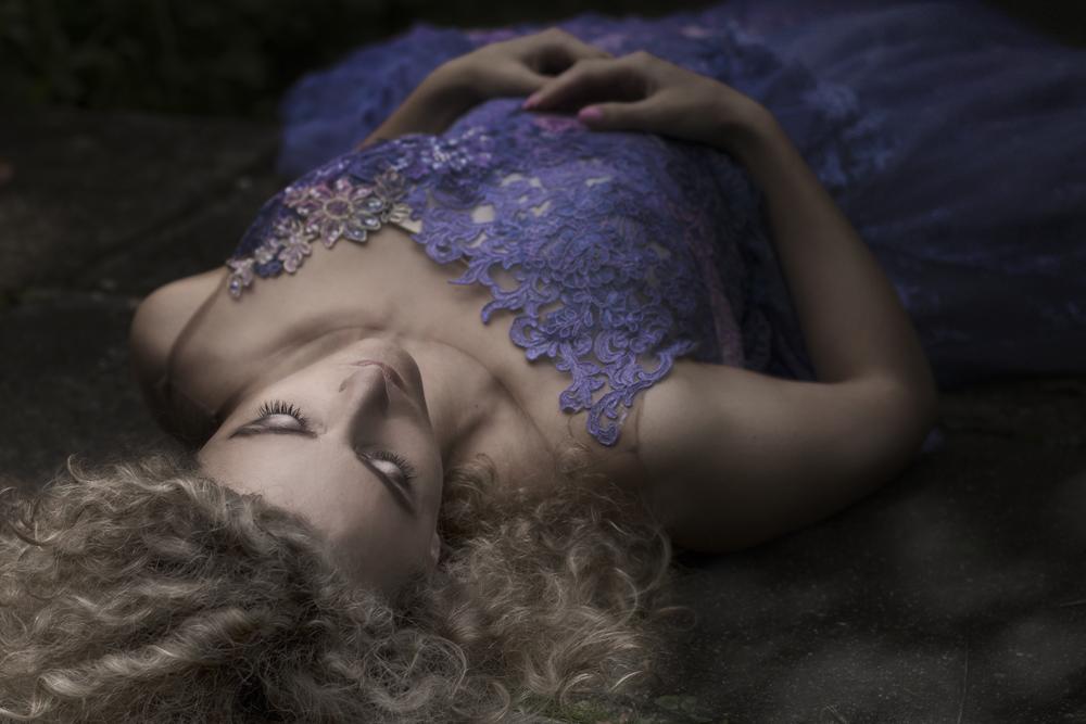 Sleeping beauty by akne5