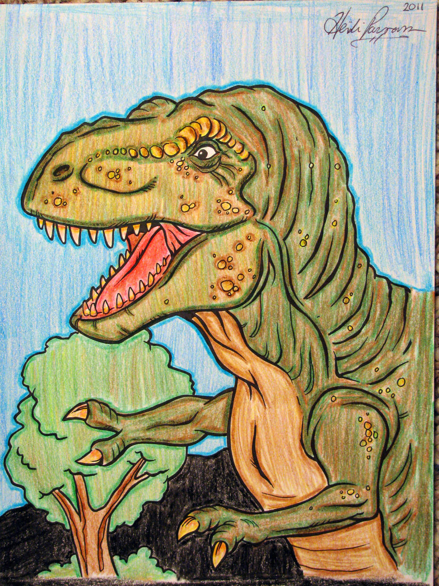 t_rex_coloring_page_by_cup2thecake-d46il8q