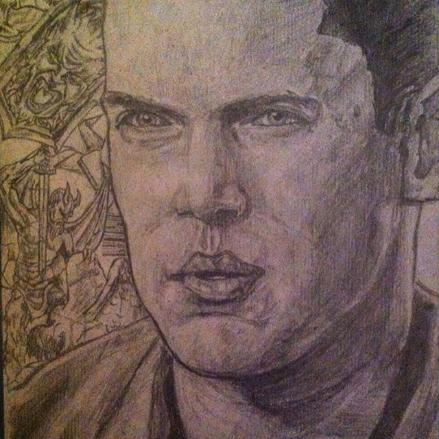 Prison Break, Michael Scofield by ChaseSuissa12