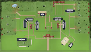 Riverine Stables - Stable Map by RvS-RiverineStables