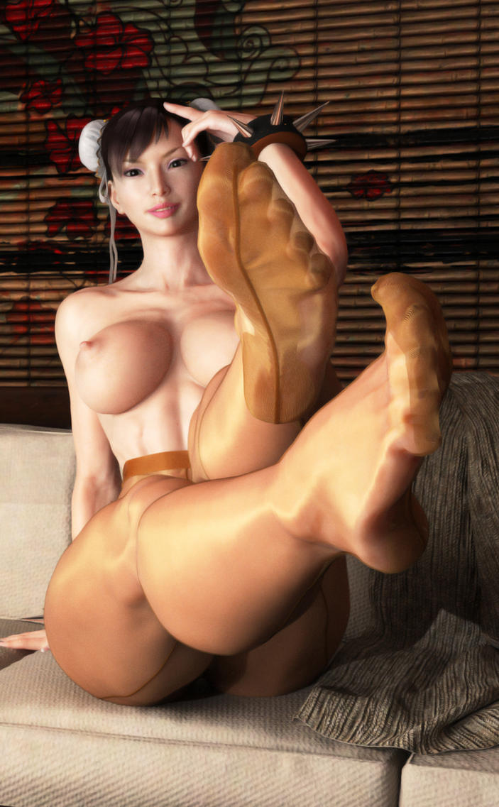 Street fighter 3d pornГґ nackt lady