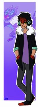Meet Xander the human noivern by YangKourosaki1409
