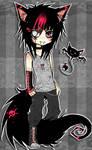 Demon Neko Adopt #06 [CLOSED]