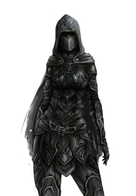 Nightingale Armor W by IronTACO on DeviantArt