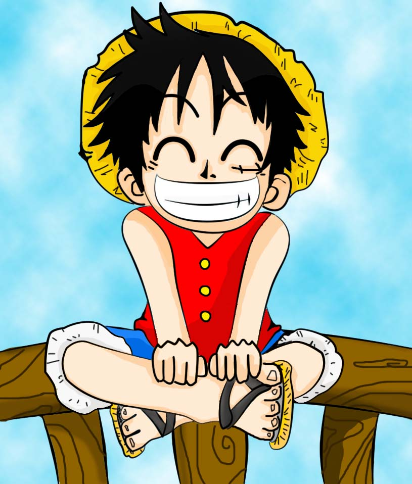 One Piece: Luffy - Photos