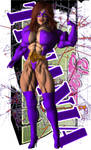TITANIA Final Suit