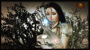3D Witchblade by TargetView