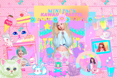|Pack Kawaii Pastel|