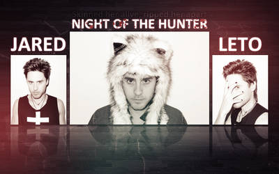 Night Of The Hunter Dark-Wall-paper