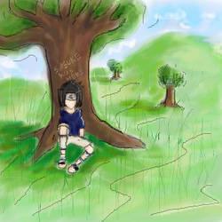 Sasuke was here