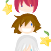 Sora, Kairi, and Riku by chillywilly101