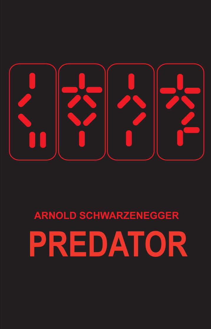 Predator Movie Poster by d-art-studios on DeviantArt