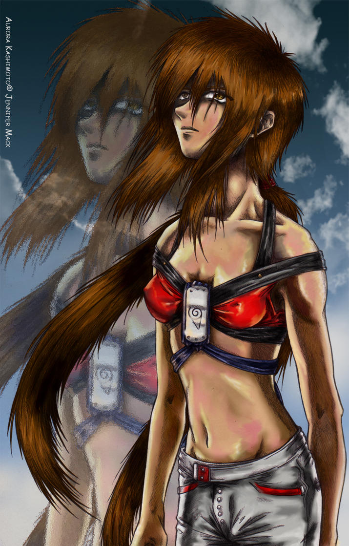 Aurora Kashimoto by LainDragon