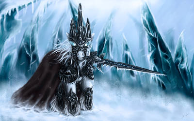 My Little Lich King by Mugi-Hamster
