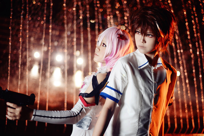 GUILTY CROWN - Danger Ahead by AkaiRizumu