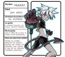 Sutori all Stars: Makki by Letucse