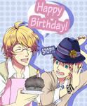 UtaPri_Natsuki and Syo