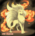 Pokemon #38 Ninetails