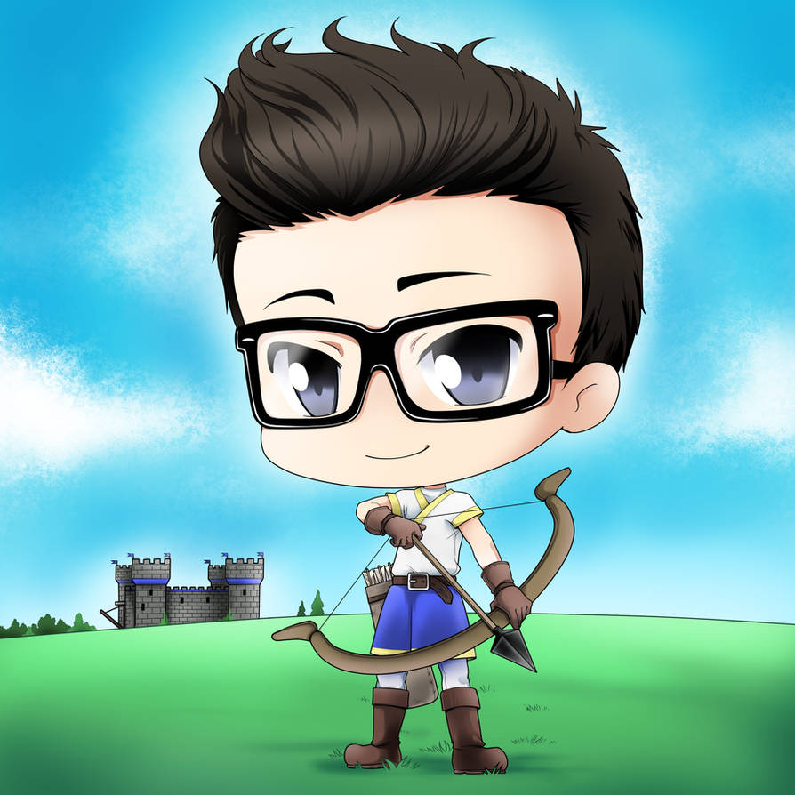 Commision_Chibi Bastian by Letucse