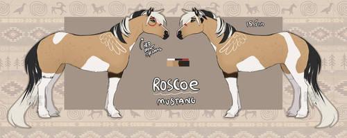 Roscoe 2019 by SailorMoonFan666