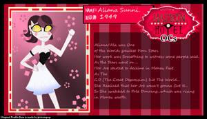 Aliana S. ((H.H OC))