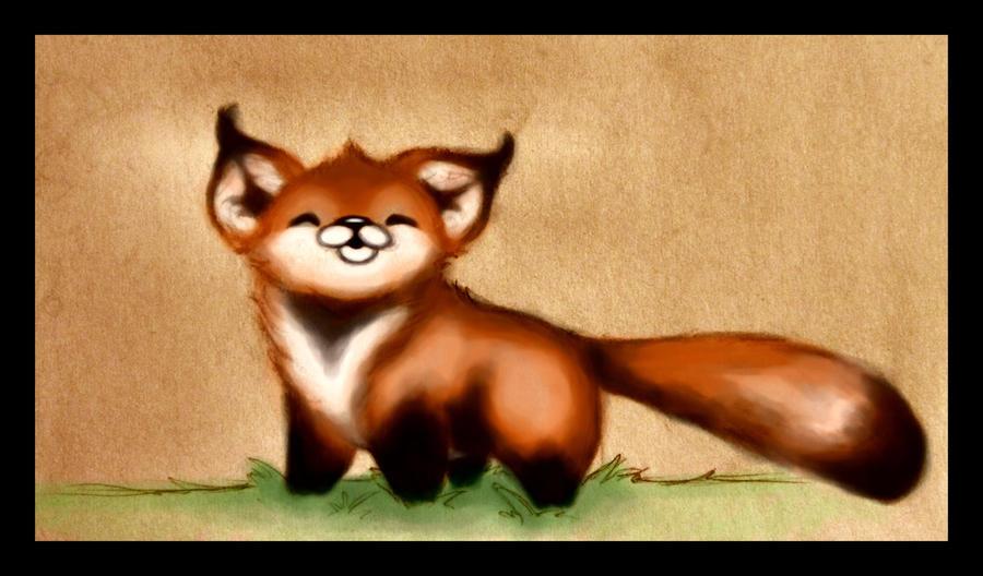 Red Fox by GG-lover