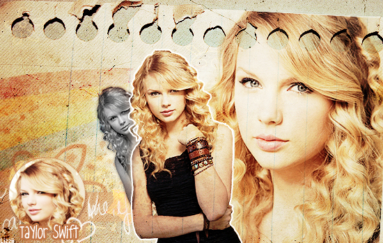 {Were Would We Be, If We Couldn't Dream..?} ♪ Tay's Relations ♪ Taylor_Swift_blend_by_Lizz_x77