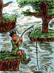 gon fishing