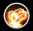 Fire Heart by AvengingSeraphim