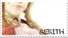 Aerith :: Stamp by Saphitri